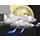 Nubi sparse con pioviggine