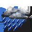 Piogge molto forti, localmente alluvionali