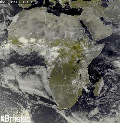 Satellite Africa