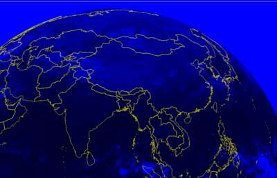 Satellite Asia