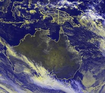Satellite Australia