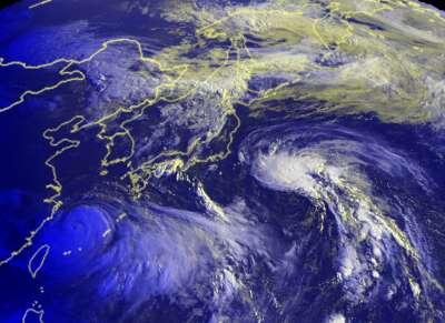 Satellite Giappone